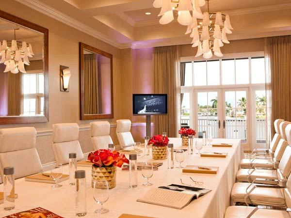 Bayview Boardroom at La Playa Beach and Golf Resort